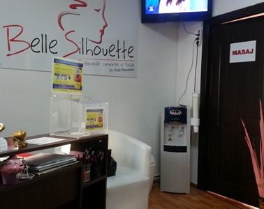 Belle Silhouette Salon primul salon la care am lucrat