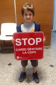 stop cariei dentare la copii