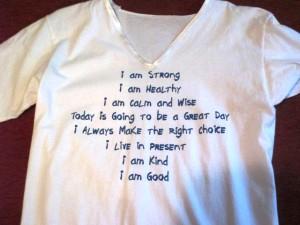 tricouri personalizate - tricou terapeutic prototip